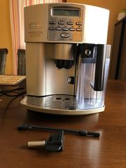 Kaffee-Cappuccino-Automat DeLonghi