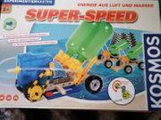 Experimentierkasten Super speed