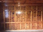 Wand und Decken Täfer Zirbe