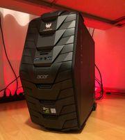 Acer Predator G3-710 Gaming Gamer