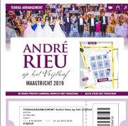 Gebraucht, André Rieu Tickets, 14.07. Maastricht. 3-Gang Menü + Hotel gebraucht kaufen  Aachen Stadtmitte