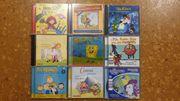 9 Hörspiel CDs