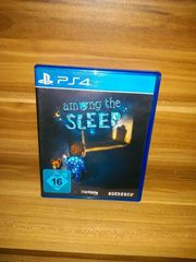 PS4-Spiel Among the Sleep