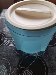 Tupperware Thermo-Bistro-Mediterano Eimer 2 Liter