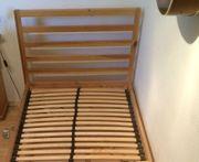 Einzelbett Massivholz Ikea