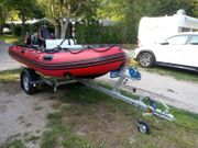 Schlauchboot Quicksilver 380HD Bj 2006