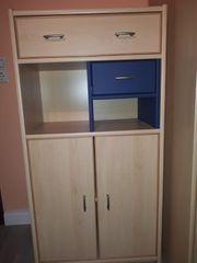 Schrank-Set Schlafzimmer Kinderzimmer Kleiderschrank Kommode