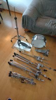 reserviert bis 23 6 Drumset