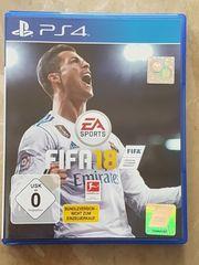 Fifa 2018 PS4 wie neu