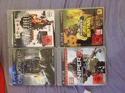 PS3 Spiele orginal 5 Stück