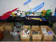 Konvolut Sammlung RC Modellbau Flugzeuge