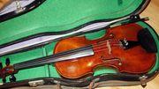 Handgefertigte Meister - Geige 4 4 -