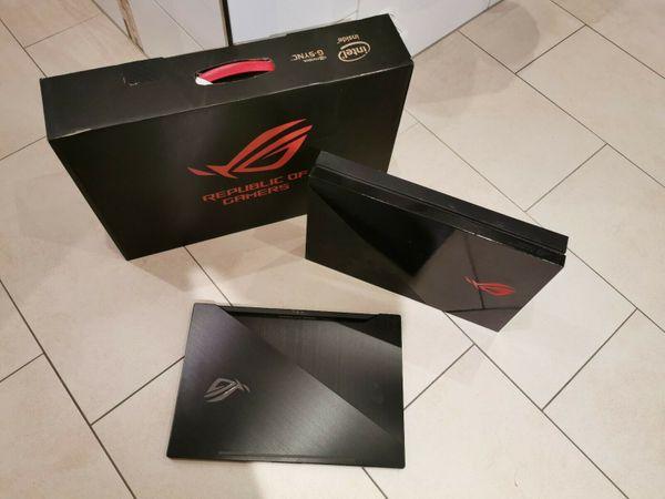 ASUS ROG Zephyrus i7 8750