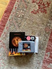 Nintendo 64 Spiel Forsaken