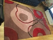 Tufted wool carpet 240 x