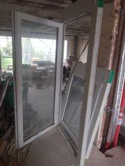 Balkontüre aus Kunststoff ca 8