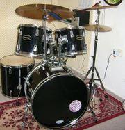 Komplettes Schlagzeug Set Millenium MX