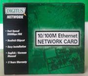 DIGITUS Netzwerkkarte 10 100Mbit PCI