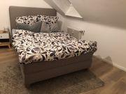 Boxbett Lauvik IKEA an Selbstabbauer