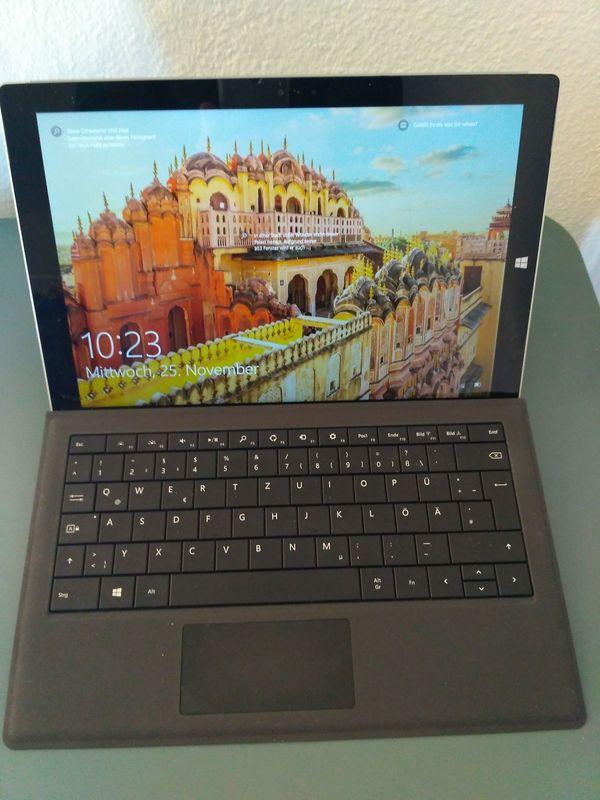 Microsoft Surface Pro 3 mit