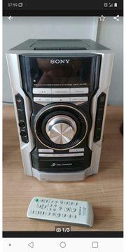 Stereoanlage - Sony Mini Hi-Fi component