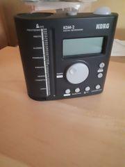 Digitales Metronome KORG KDM2 - wie neu
