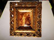 2 Bilder antiquarisch Größe 27cm