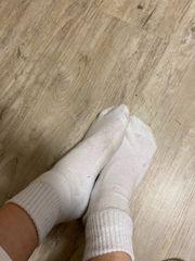 Gut riechende Socken