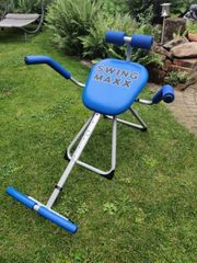 Bauchtrainer Hometrainer Swing Maxx