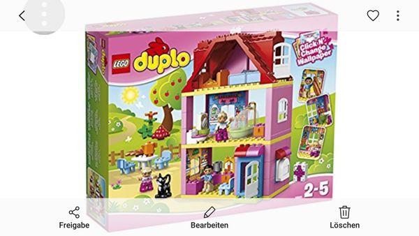 Familienhaus von Lego Duplo