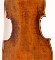 Old Violine Master BERGONZI 1760