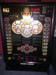 Suche Merkur Geldspielautomaten von 1984