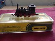 Minitrix Dampflok