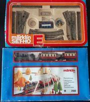 Märklin H0 Eisenbahn mit Erweiterun