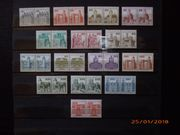 Briefmarken Berlin Burgen und Schlösser