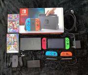 Nintendo Switch-Bundle