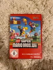 Verschiedene Wii Spiele