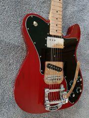 Fender Telecaster Custom 72 - Bigsby