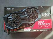 ASRock Radeon RX 6700 XT