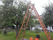 Leiter ausziehbar