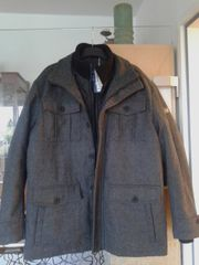 Herrenwinterjacke Tom Tailor Gr XXL