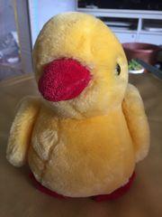Kuscheltier Ente zu verkaufen