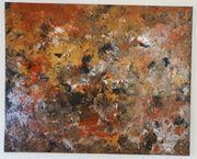 extravagantes tolles Gemälde Acrylbild abstrakt