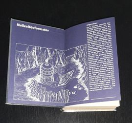 Comics, Science fiction, Fantasy, Abenteuer, Krimis, Western - Perry Rhodan Ovaron Nullzeitdeformator Silberband
