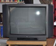 Ferseher Satelliten-Tuner Videorecorder und CD