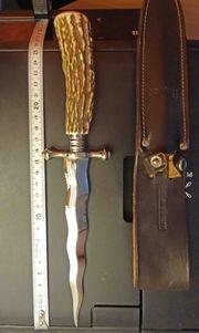 Lindner-Messer und Fahrtenmesser für die