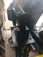 Schusternähmaschine Ledernähmaschine Sattler Nähmaschine