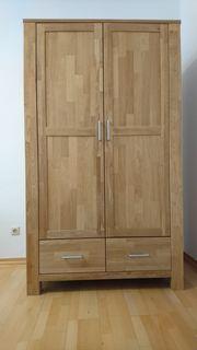 Kleiderschrank Odin Eiche - Dänisches Bettenlager