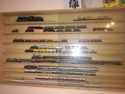 Eisenbahnen und Waggons