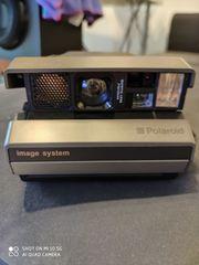Vintage Polaroid Image Spectra System